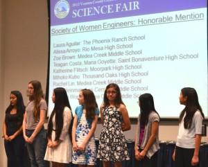 SWE Awardees