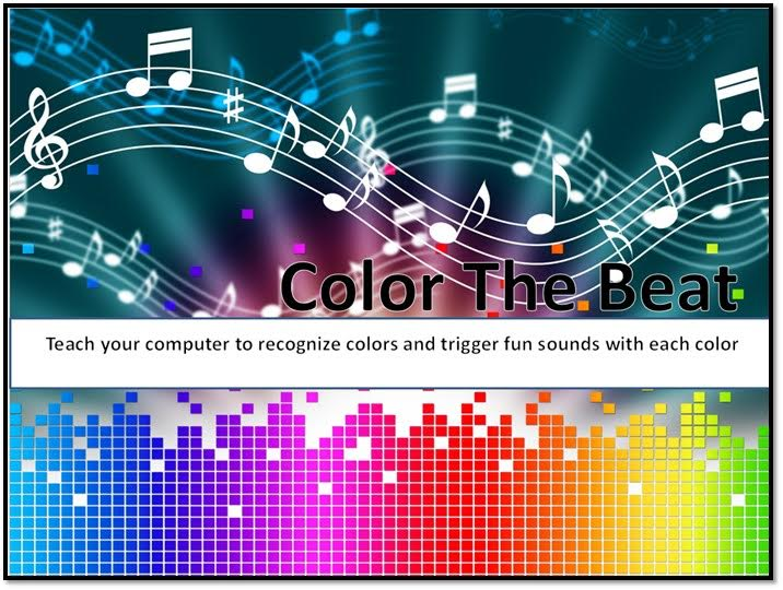 Color the Beat image