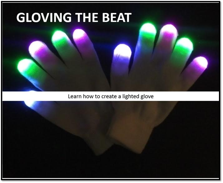 Gloving the Beat image