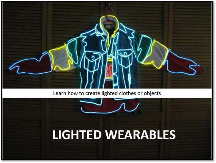 Lighted Wearables